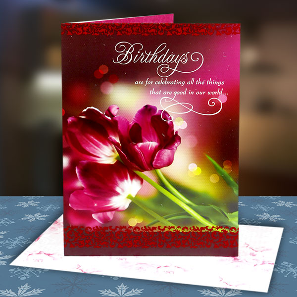 Happy birthday card in vadodara 1 nos cakestudio happy birthday card bookmarktalkfo Gallery