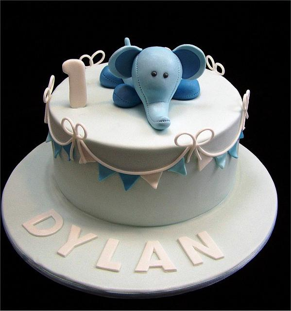 Elephant Theme Cake 2 in Bangalore 2 kg CakeStudio